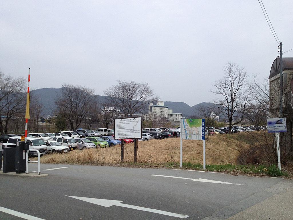 長良川駐車場