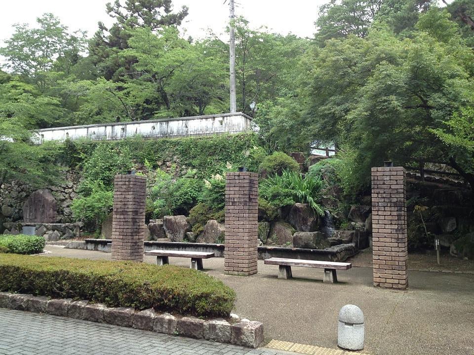 小倉公園 入口